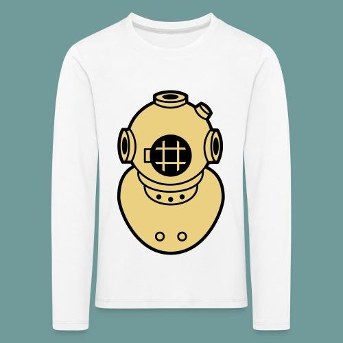 scaph_02 - T-shirt manches longues Premium Enfant