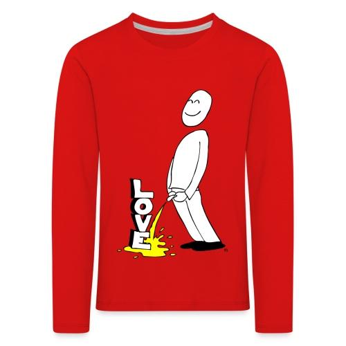 tissekopp original - Premium langermet T-skjorte for barn