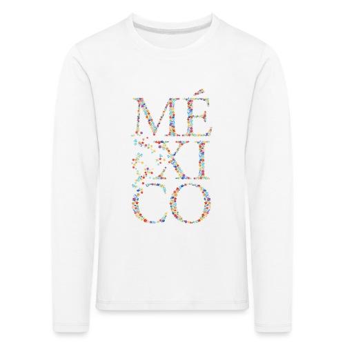 México - Kinder Premium Langarmshirt