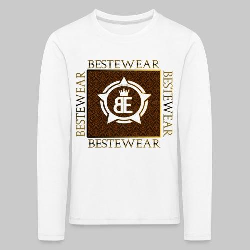 #Bestewear - Royal Line - Kinder Premium Langarmshirt