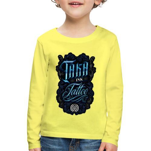 Taka Ink Tattoo - T-shirt manches longues Premium Enfant