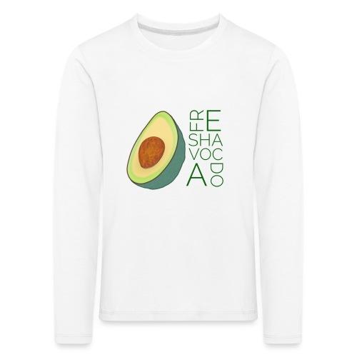 FRESHAVOCADO - Kids' Premium Longsleeve Shirt