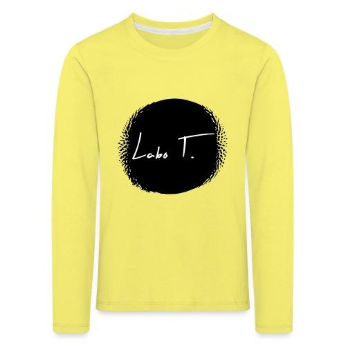 Logo Labo T. - T-shirt manches longues Premium Enfant