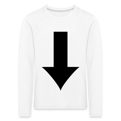 Arrow - Långärmad premium-T-shirt barn