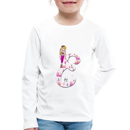 E comme espiègle - T-shirt manches longues Premium Enfant