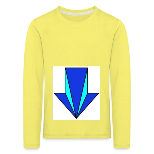 flecha - Camiseta de manga larga premium niño