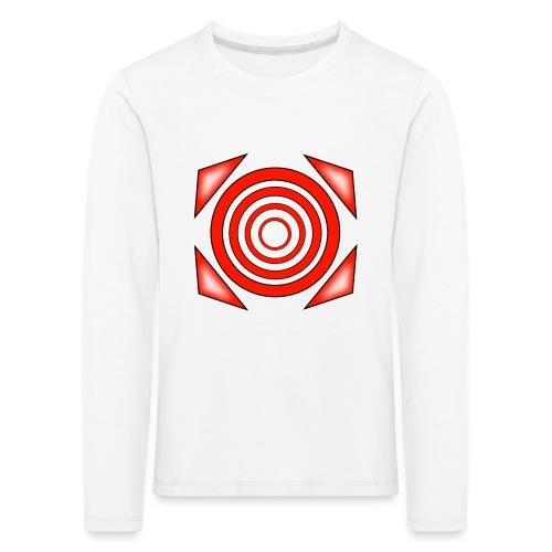 dizzy - Lasten premium pitkähihainen t-paita