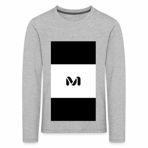M top - Kids' Premium Longsleeve Shirt