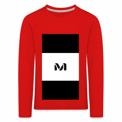 M top - Kids' Premium Longsleeve Shirt