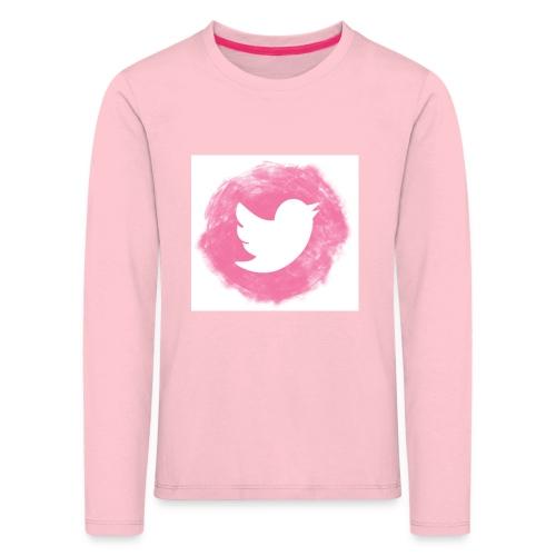 pink twitt - Kids' Premium Longsleeve Shirt
