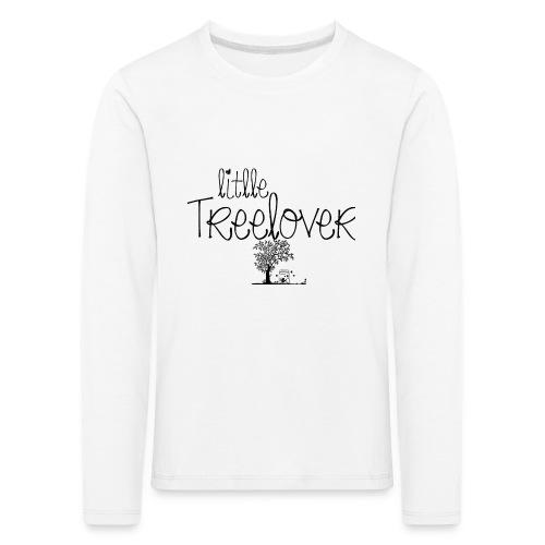 Treelover - Kinder Premium Langarmshirt