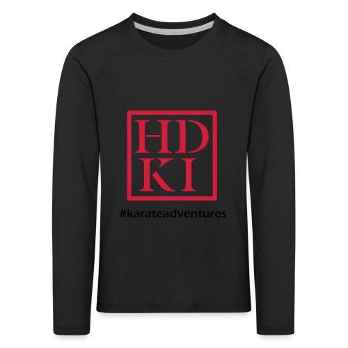 HDKI karateadventures - Kids' Premium Longsleeve Shirt