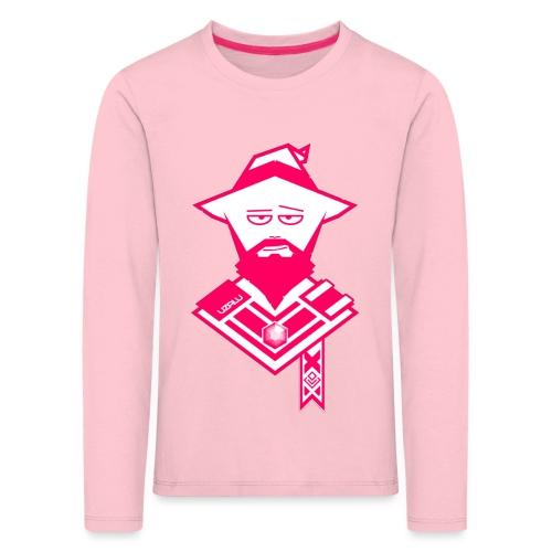uzalu the Wizard - Kids' Premium Longsleeve Shirt