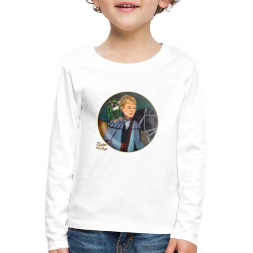 titelbild2 png - Kinder Premium Langarmshirt