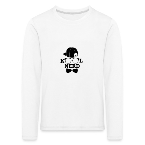 kool nerd - Kids' Premium Longsleeve Shirt