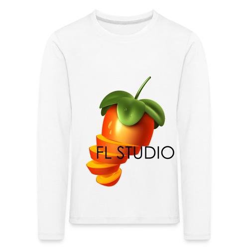 Sliced Sweaty Fruit - Kids' Premium Longsleeve Shirt