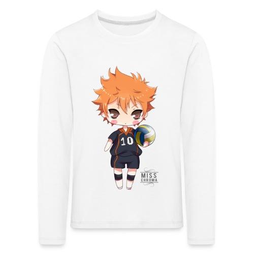 Haikyuu! shopper - Maglietta Premium a manica lunga per bambini