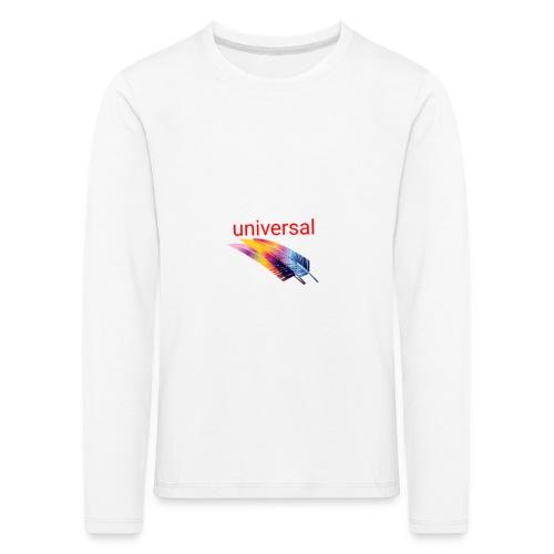 Estate2017 - Maglietta Premium a manica lunga per bambini