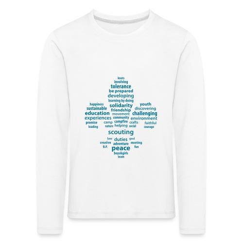 scouting is - Kids' Premium Longsleeve Shirt