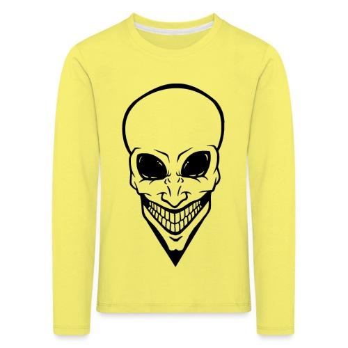 Alien - Kinder Premium Langarmshirt