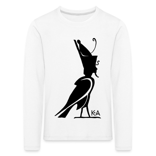 KA Seele - Altes Ägypten - Kinder Premium Langarmshirt