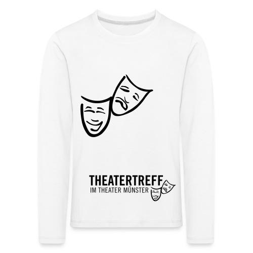 logo_tt - Kinder Premium Langarmshirt
