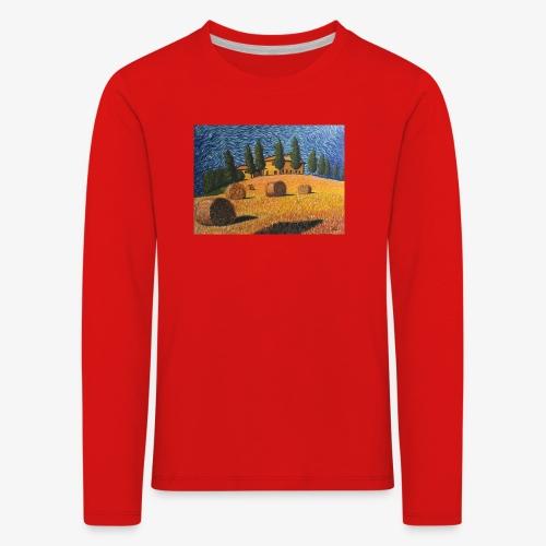 tuscany - Kids' Premium Longsleeve Shirt