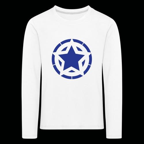 Stern Logo - Kinder Premium Langarmshirt