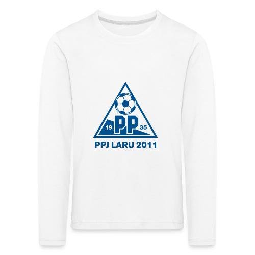 PPJ Laru 2011 - Lasten premium pitkähihainen t-paita