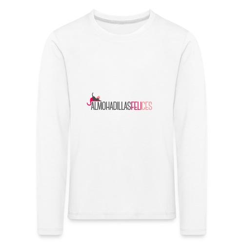 PELUCHE RENO - Camiseta de manga larga premium niño
