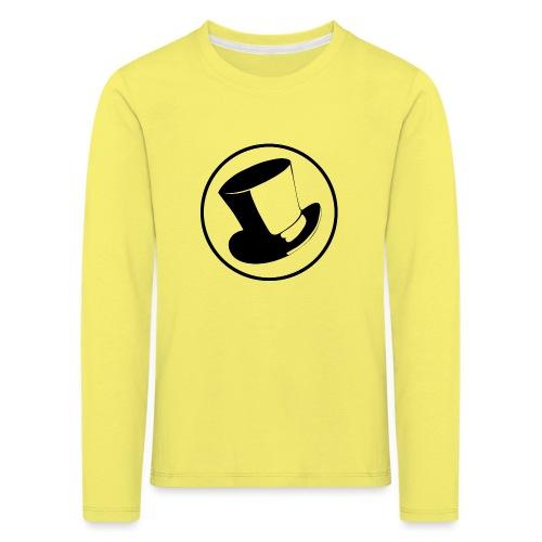 GLASS HAT - Camiseta de manga larga premium niño