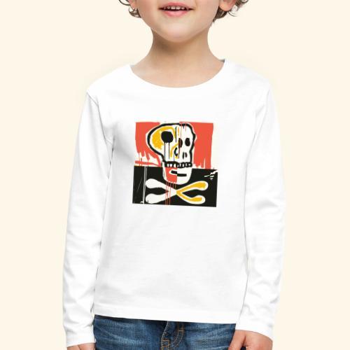 Memento - T-shirt manches longues Premium Enfant