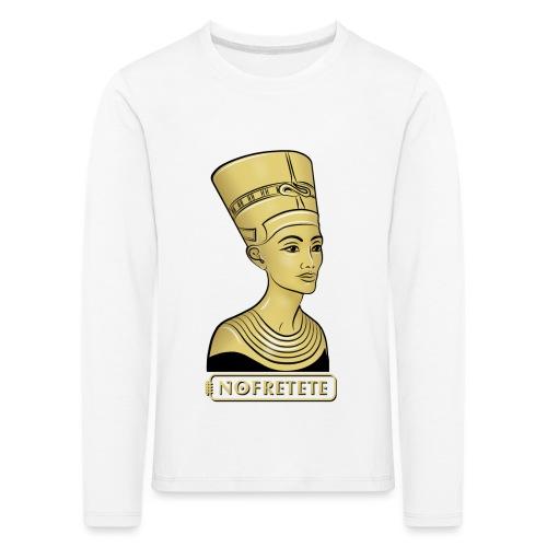 Nofretete I Königin von Ägypten - Kinder Premium Langarmshirt