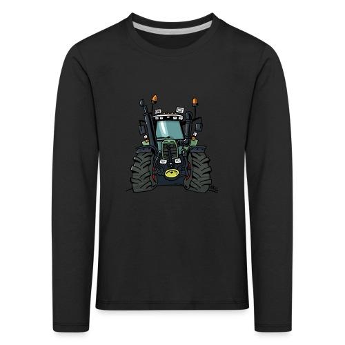0255 F 824 - Kinderen Premium shirt met lange mouwen
