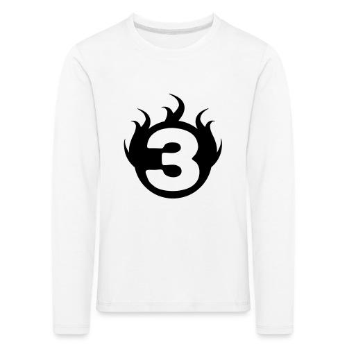 shoulder logoc - T-shirt manches longues Premium Enfant