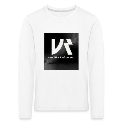 logo spreadshirt - Kinder Premium Langarmshirt