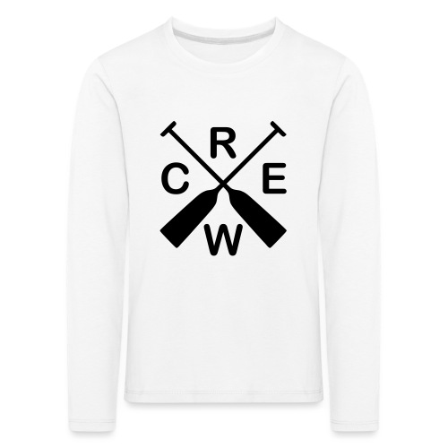 Drachenboot Crew - Kinder Premium Langarmshirt