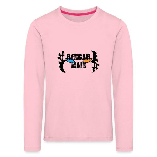 Rengar Main - Kinder Premium Langarmshirt
