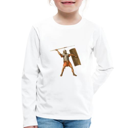 Legionista   Legionary - Koszulka dziecięca Premium z długim rękawem