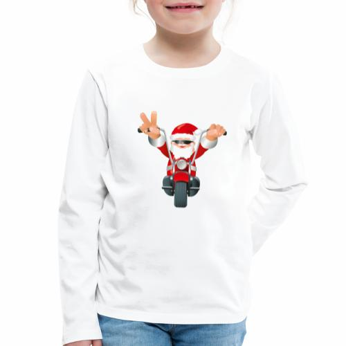 Father X-Mas - Kids' Premium Longsleeve Shirt
