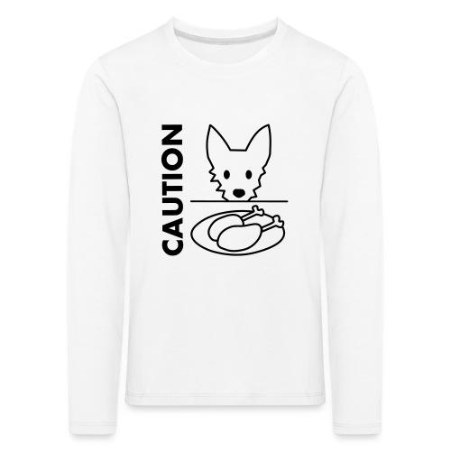 Podengo - Kinder Premium Langarmshirt