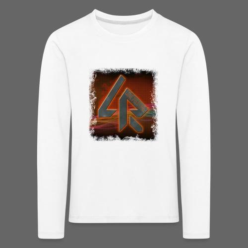LPR Gaming BG Splash (Women) - Kids' Premium Longsleeve Shirt