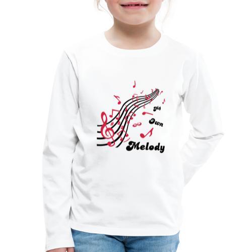 Contest Design 2015 - Kids' Premium Longsleeve Shirt