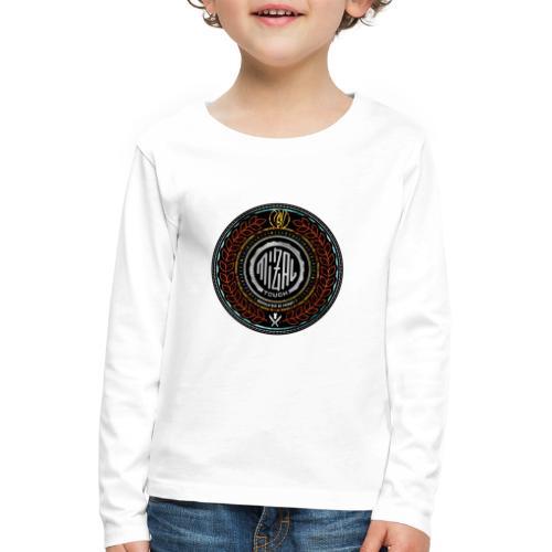 MizAl Blason - Koszulka dziecięca Premium z długim rękawem