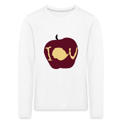 IOU (Sherlock) - Kids' Premium Longsleeve Shirt