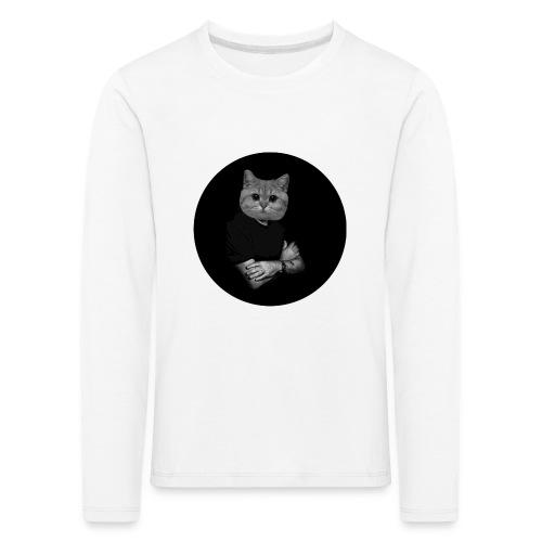 Starecat Co ja pacze - Koszulka dziecięca Premium z długim rękawem