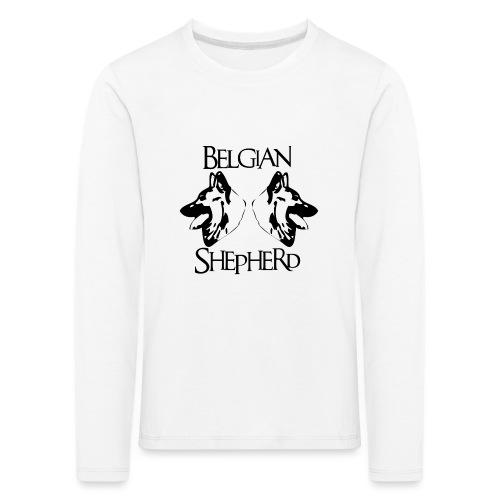 shepperd1 - T-shirt manches longues Premium Enfant