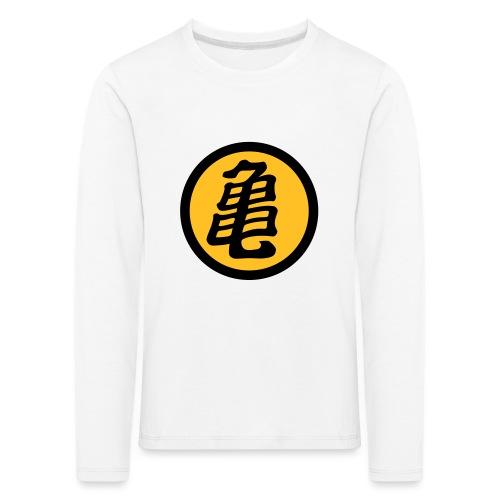 Kame - Camiseta de manga larga premium niño
