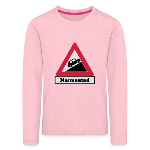 brattv nannestad a png - Premium langermet T-skjorte for barn
