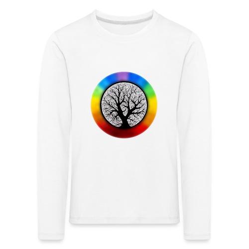 tree of life png - Kinderen Premium shirt met lange mouwen